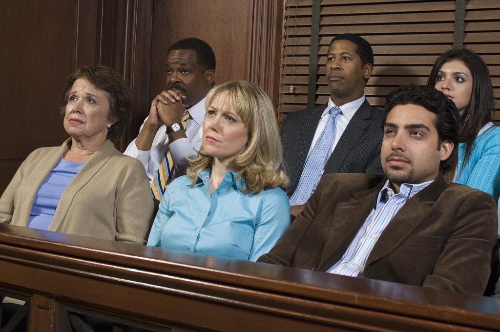 six jurors